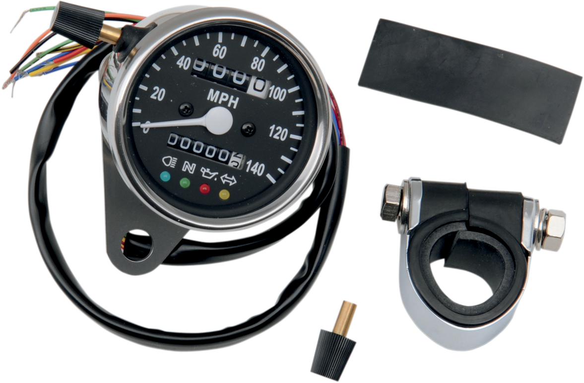speedo w 4 lit blk 2240 products drag specialties rh dragspecialties com Specialite Doors Specialite Du Perou  sc 1 st  Wiring Library & Drag Specialites Speedometer Manual - Wiring Library u2022