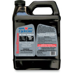 SAFE CLEAN<tm> SILVER AND BLACK ENGINE CLEANER