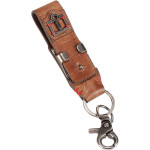 ICON 1000™ LEATHER BELT LOOP KEYCHAIN