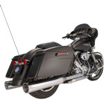 POWER TUNE PERFORMANCE MUFFLERS FOR DRESSER/TOURING
