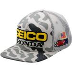 GEICO SNOW CAMO SNAPBACK HAT
