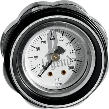 GAUGE KIT WHITE