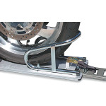 REMOVABLE WHEEL CHOCKS AND TIE-DOWN FITTING FOR SERIES E TRACK