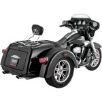 DELUXE SLIP-ON MUFFLERS FOR TOURING SECTION