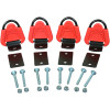 STRAPLOCK TIE DOWN ANCHORS