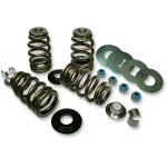 HIGH-LOAD BEEHIVE® VALVE SPRINGS WITH TITANIUM RETAINERS