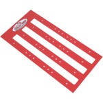 RED TRAIL STUDDING TEMPLATE