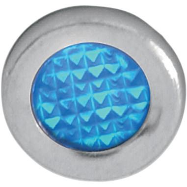 LIGHT IND BLUE W/SS BEZ