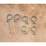 UNIVERSAL HEAVY-DUTY EXHAUST CLAMPS