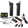 CLAMP-ON DUAL ZONE HEATED GRIP KIT