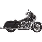 TRUE DUAL FISHTAIL MUFFLERS FOR TOURING SECTION