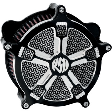 AIRCLEANER TURBO BLK FLT