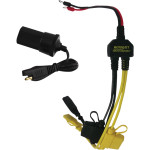 BATTERY CHARGER ACCESSORIES