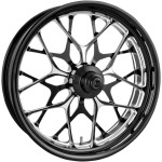 ONE-PIECE ALUMINUM WHEELS