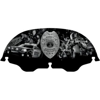 WSHLD 6 FLHT96-13 POLICE
