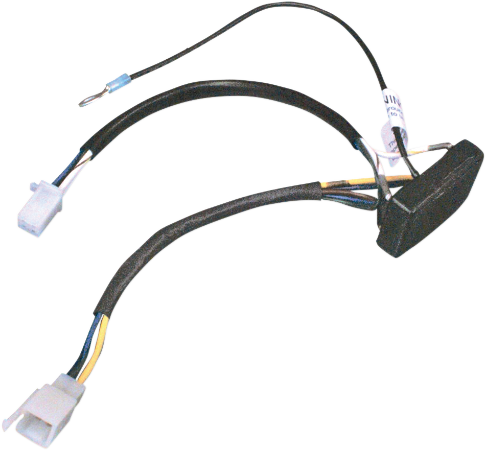 jpeg wiring harness trailer hd products drag specialties� 2014 harley davidson trailer wiring harness at alyssarenee.co