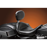 MONTEREY SOLO SEAT WITH DRIVER BACKREST