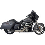 BOOTLEGERS 2-INTO-1 EXHAUST SYSTEMS FOR DRESSER/TOURING