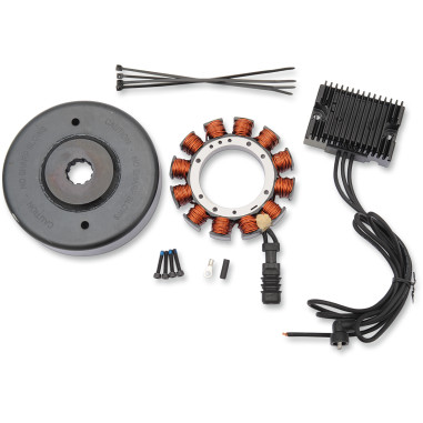 HEAVY DUTY 32 AMP CHARGING KIT
