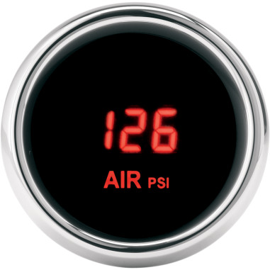 GAUGE AIR PRES RED