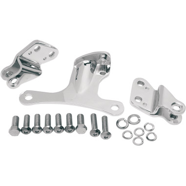 CHROME MOTOR MOUNT KIT