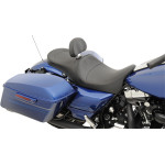 LOW PROFILE TOURING SEATS WITH DRIVER BACKREST PROVISION