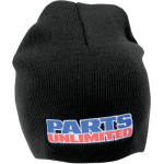 PARTS UNLIMITED BEANIE CAP