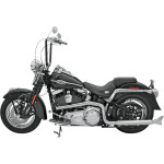 HUTCH SPECIAL TRUE DUAL 2-INTO-2 SYSTEMS FOR SOFTAIL SECTION