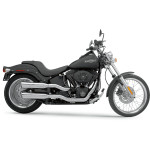 FATSHOTS EXHAUST FOR SOFTAIL