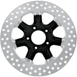 TWO-PIECE BRAKE ROTORS