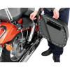 DRIFTER™ SADDLEBAGS WITH SHOCK CUTAWAY