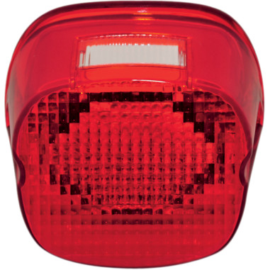 TAILLIGHT LAYDOWN RED