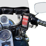 "TRI-GRIP PHONE/GPS MOUNT FOR 1"" BARS"