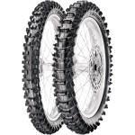 MXS mid-soft dirt bike tires