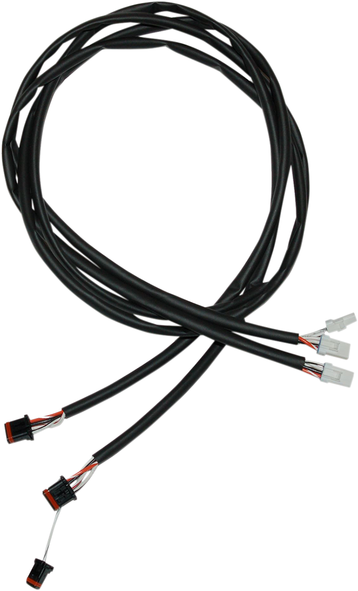 drag specialties wiring harness wiring diagram electricity rh vehiclewiring today automotive wiring specialist massachusetts Automotive Wiring Harness Connectors