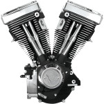 V80 LONG-BLOCK ENGINE