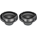 "61/2"" HIGH-PERFORMANCE 2-WAY SPEAKERS"