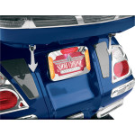 CONTOURS LED LICENSE PLATE HOLDER
