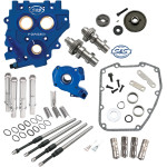 GEAR-DRIVE AND CHAIN-DRIVE CAMCHEST KITS