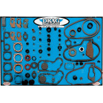 GASKET, SEAL & O-RING DISPLAY FOR 57-85 XL MOTORS