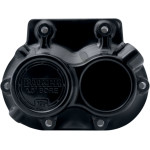 TRANSMISSION SIDE COVERS/ACTUATORS