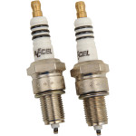 """CYCLELITE"" PLATINUM SPARK PLUGS"