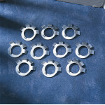 CLUTCH HUB NUT LOCK WASHERS FOR PANHEAD