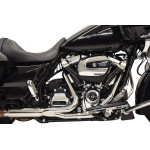 2X2 DUAL HEADPIPES W/ PC FOR TOURING