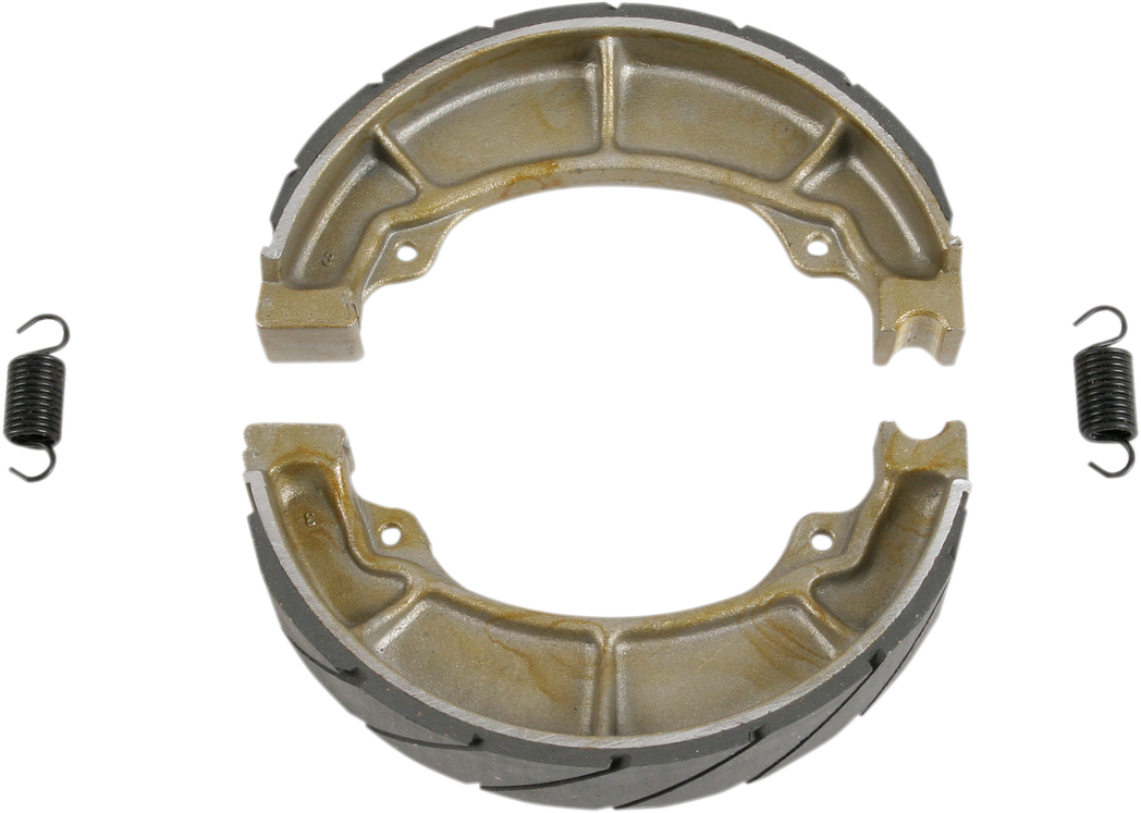 Brake Shoes Cross Reference Chart : Ebc brake shoe products parts unlimited