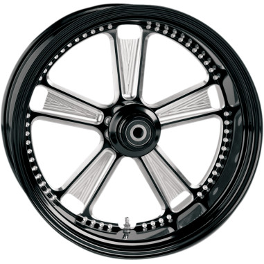 R.JUDGE 18X8.5 CUST3/4AXL