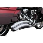 SUPER RADIUS 2-INTO-2 EXHAUST SYSTEM FOR TOURING SECTION