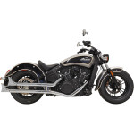 SLIP-ON MUFFLERS FOR 17 INDIAN SCOUT