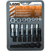 26-PIECE THREAD RESTORER TAP AND DIE SET