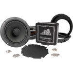 "TITAN 180 WATT AMP AND 7.1"" BIG SPEAKER PACKAGE"